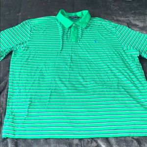 Golf Ralph Lauren Polo Green Shirt
